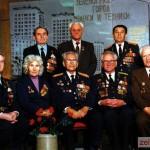 Ветераны войны г. Зеленограда в музее «Ангстрема»